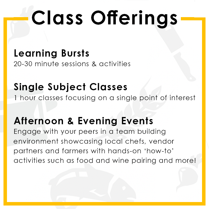 TCS_Class Offerings